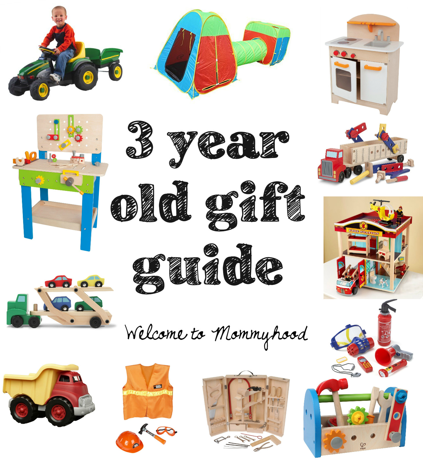 3 Yr Old Birthday Gift Ideas Boys  Birthday t ideas for a 3 year old Wel e to Mommyhood