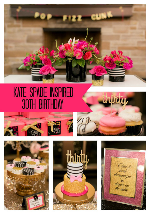 30 Birthday Party Ideas  Celebrate In Style With These 50 DIY 30th Birthday Ideas