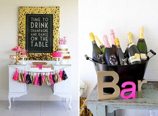 30 Birthday Party Ideas  20 Ideas for Your 30th Birthday Party