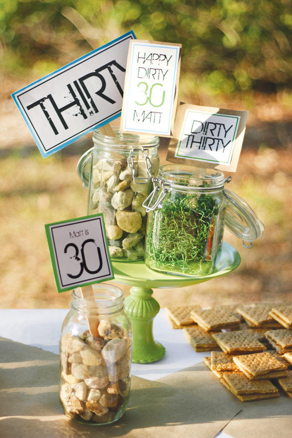 30 Birthday Party Ideas  28 Amazing 30th Birthday Party Ideas also 20th 40th