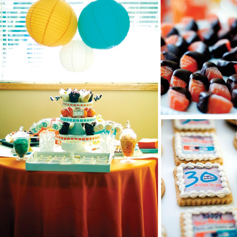 30 Birthday Party Ideas  30th Birthday Party Ideas 80s Decorations Supplies