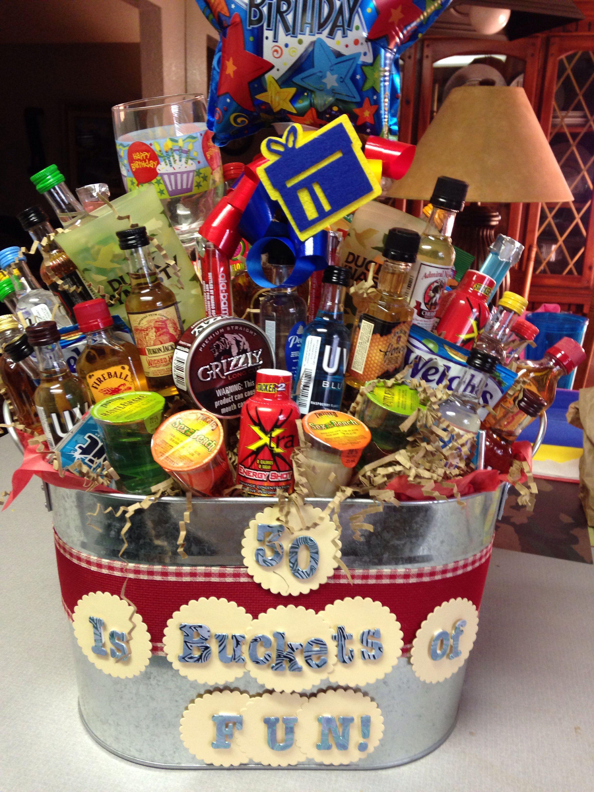 30 Birthday Party Ideas  Turning dirty 30 t basket Cute Stuff