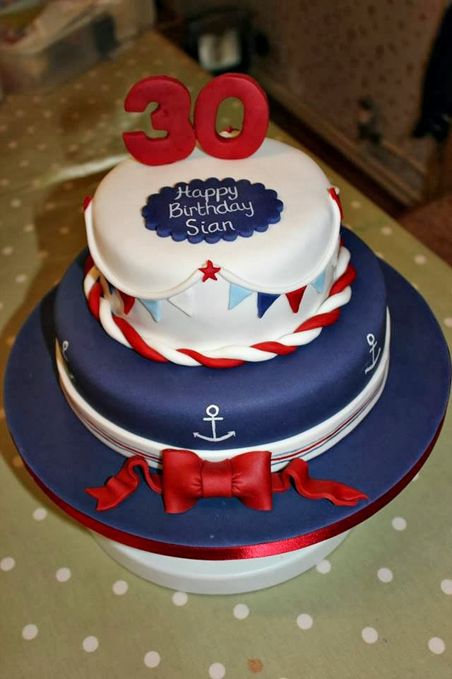 Best ideas about 30th Birthday Cake . Save or Pin Creative 30th Birthday Cake Ideas Crafty Morning Now.