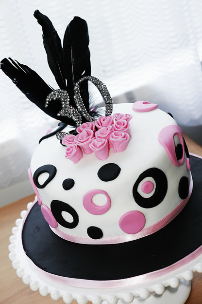 Best ideas about 30th Birthday Cake . Save or Pin baking with love 30th Birthday Cake Now.