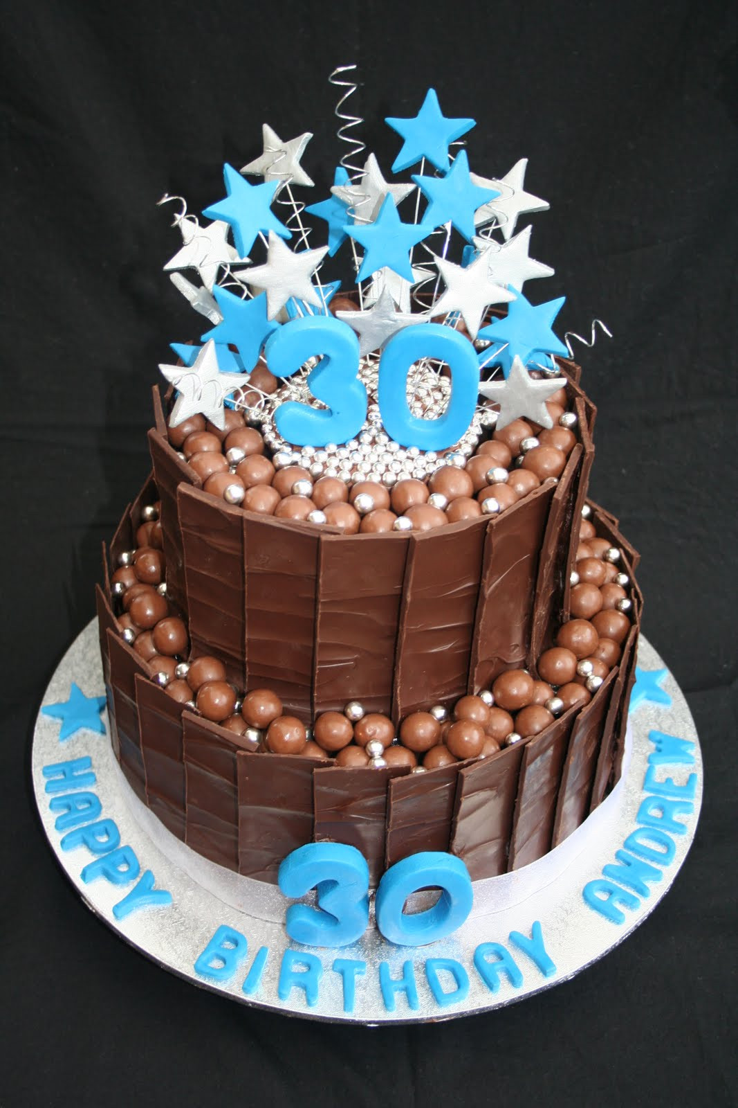 Best ideas about 30th Birthday Cake . Save or Pin Leonie s Cakes and Parties 30th Birthday Cake Now.