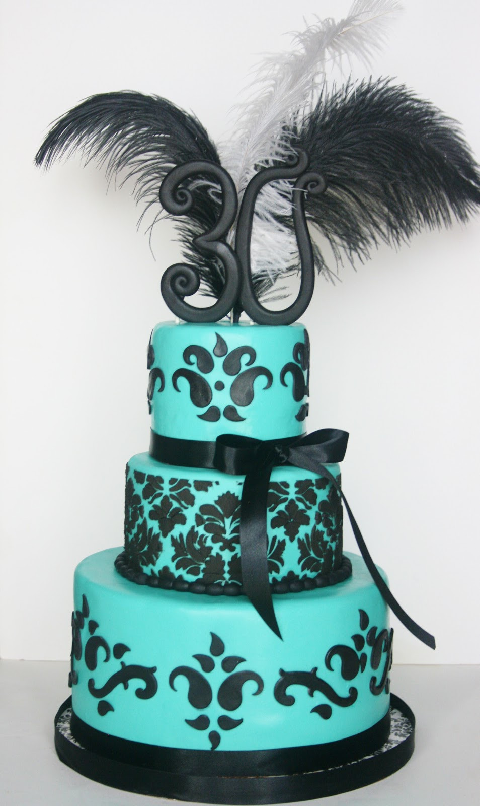 Best ideas about 30th Birthday Cake . Save or Pin And Everything Sweet 30th Birthday Now.