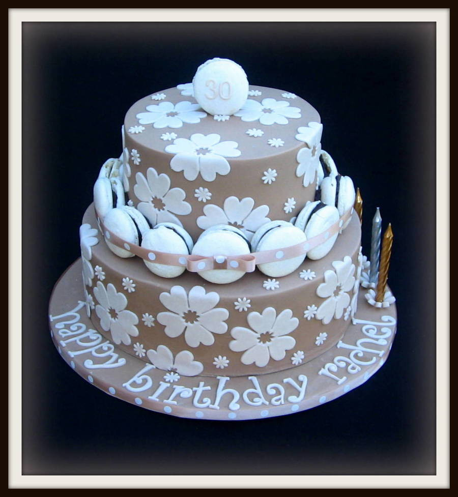 Best ideas about 30th Birthday Cake . Save or Pin 30Th Birthday Cake For My Daughter CakeCentral Now.