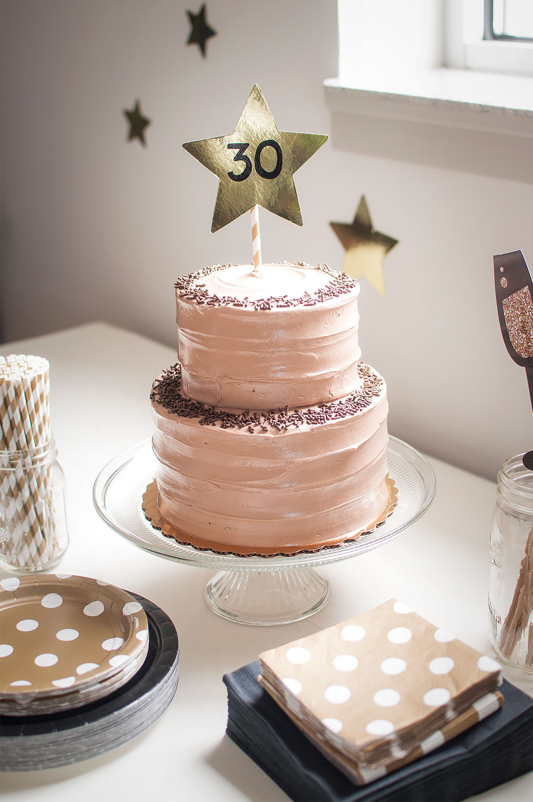 Best ideas about 30th Birthday Cake . Save or Pin Hello 30 Chicky Treats Now.