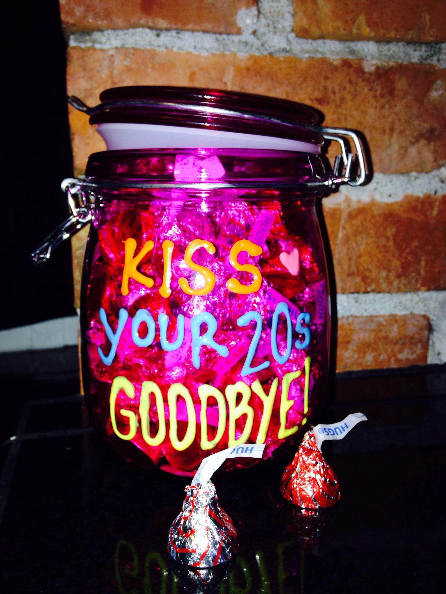 30Th Birthday Gift Ideas For Husband  Kk s 30th Birthday I did it