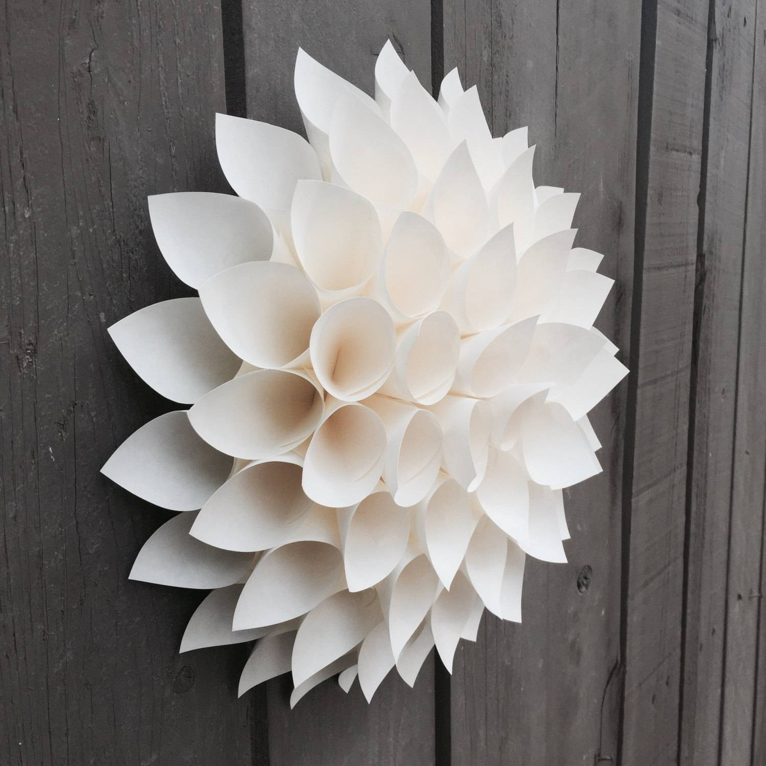 Best ideas about 3D Wall Art . Save or Pin 20 Best Ideas of 3D Flower Wall Art Now.