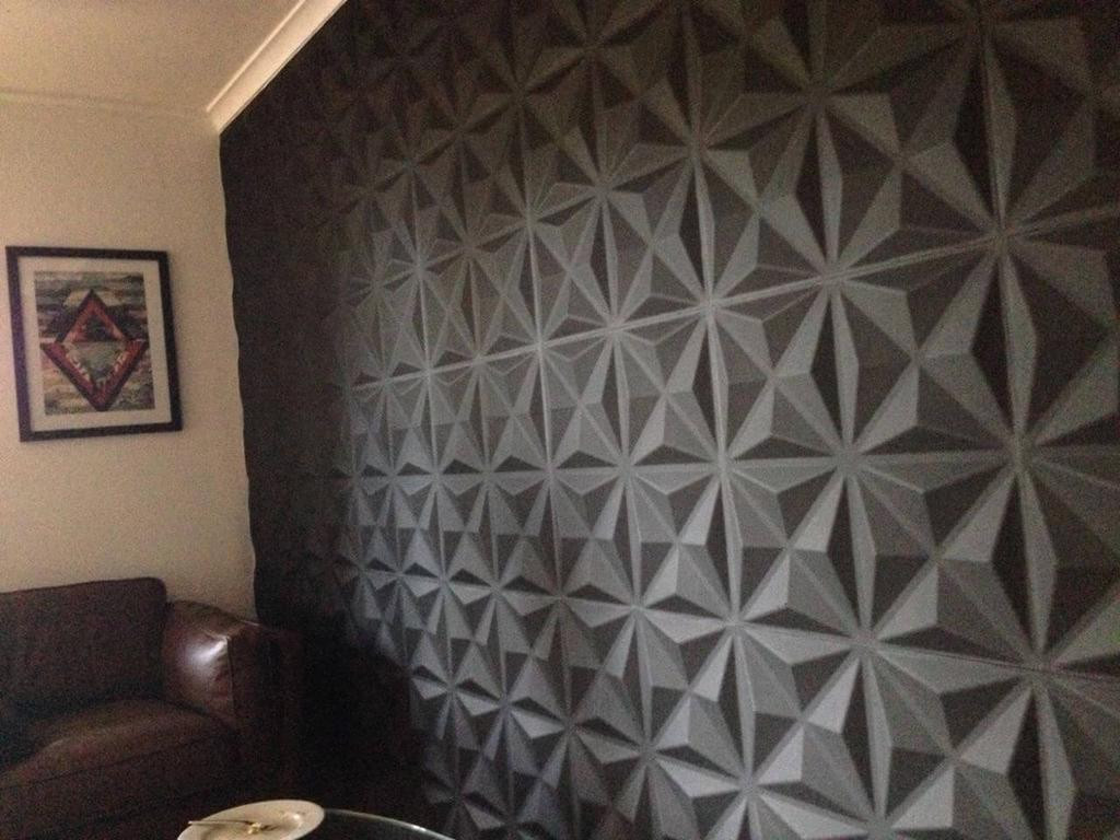 Best ideas about 3D Wall Art . Save or Pin CULLINANS DESIGN Decorative 3D Wall Panels by WallDecor3D Now.