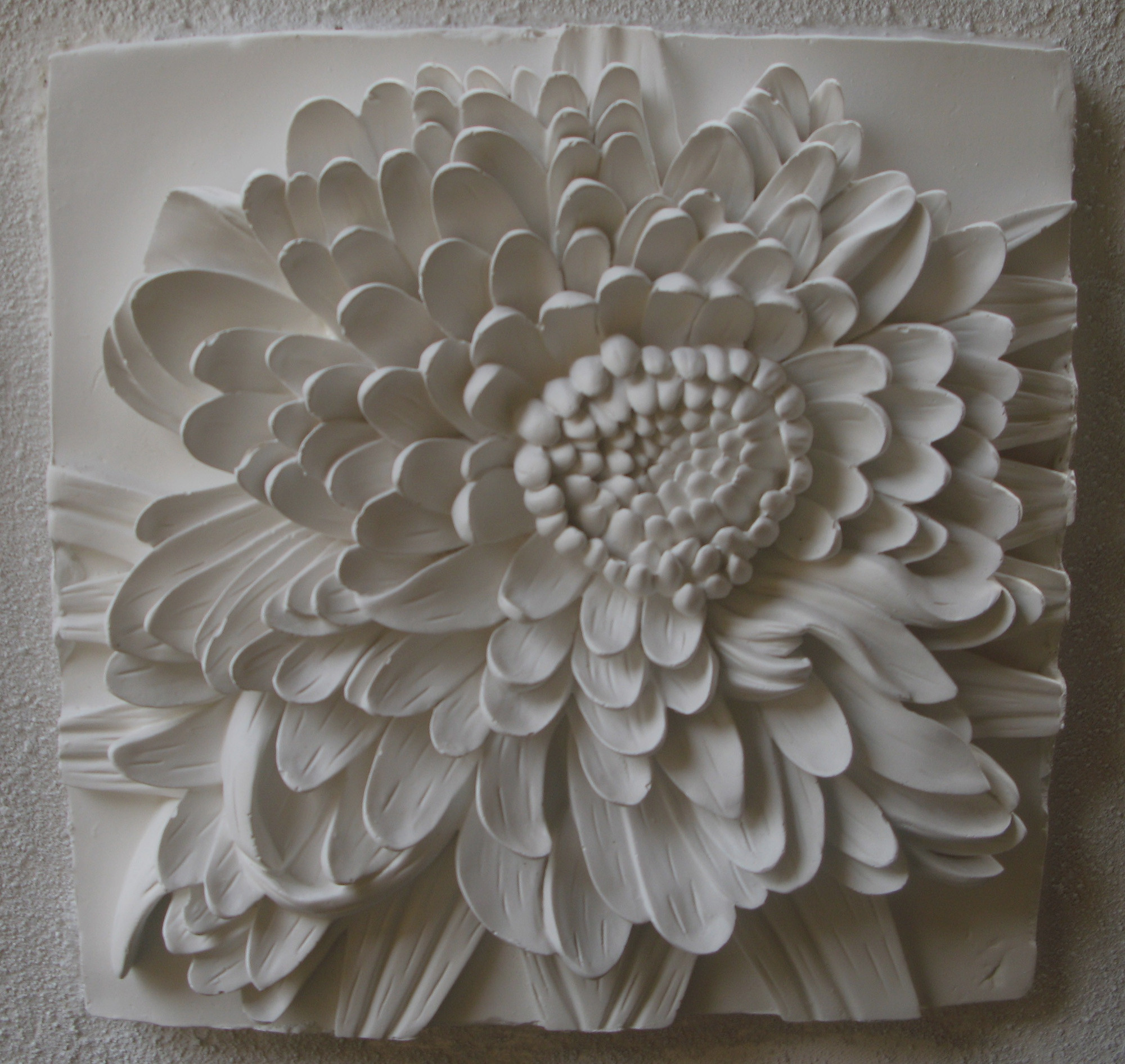 Best ideas about 3D Wall Art . Save or Pin 3d flower wall art Now.
