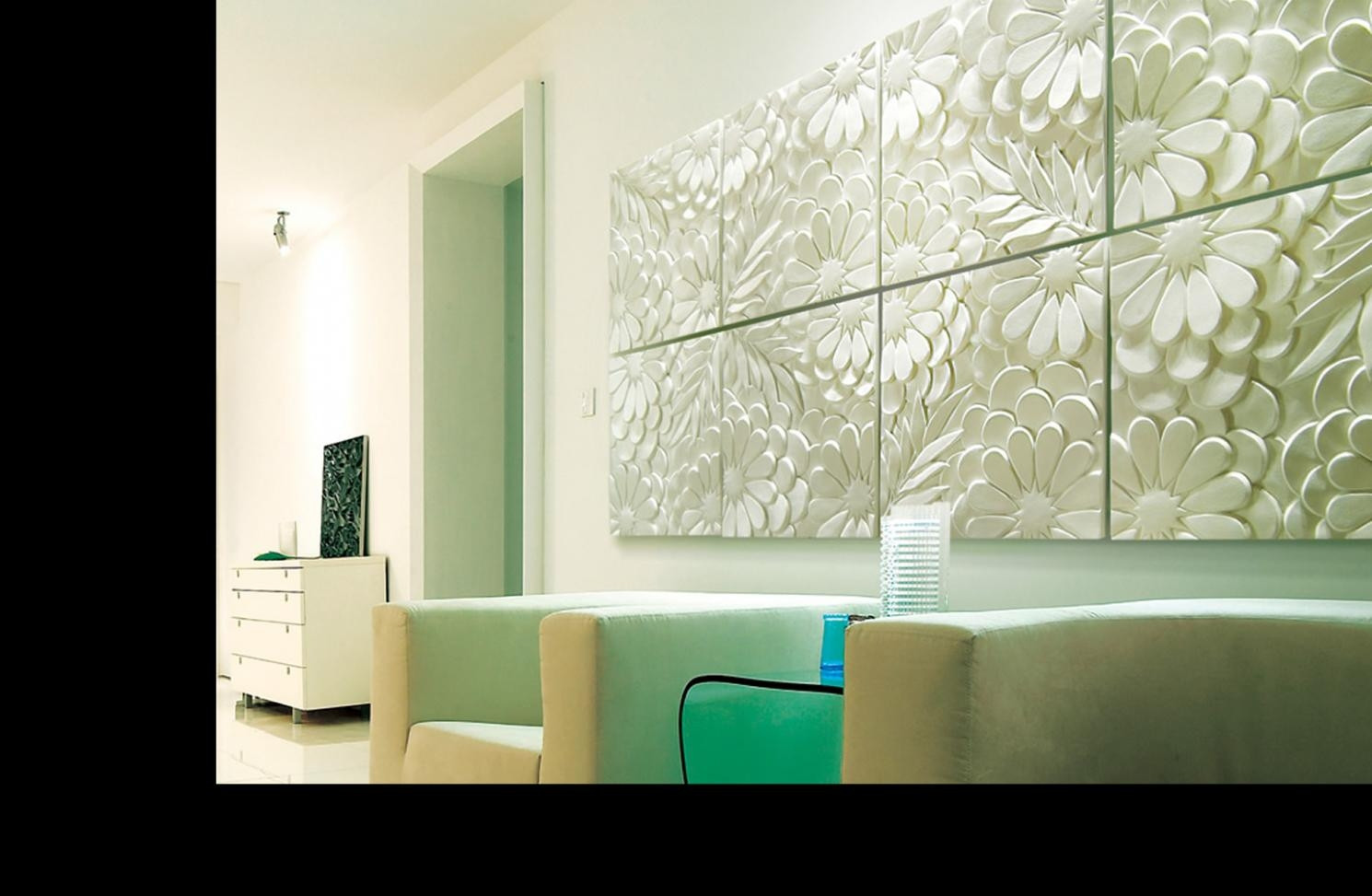 Best ideas about 3D Wall Art . Save or Pin 25 Collection of 3D Wall Art Now.