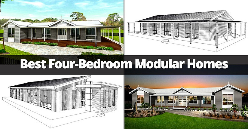 Best ideas about 4 Bedroom Modular Homes . Save or Pin Best Four Bedroom Modular Homes Now.