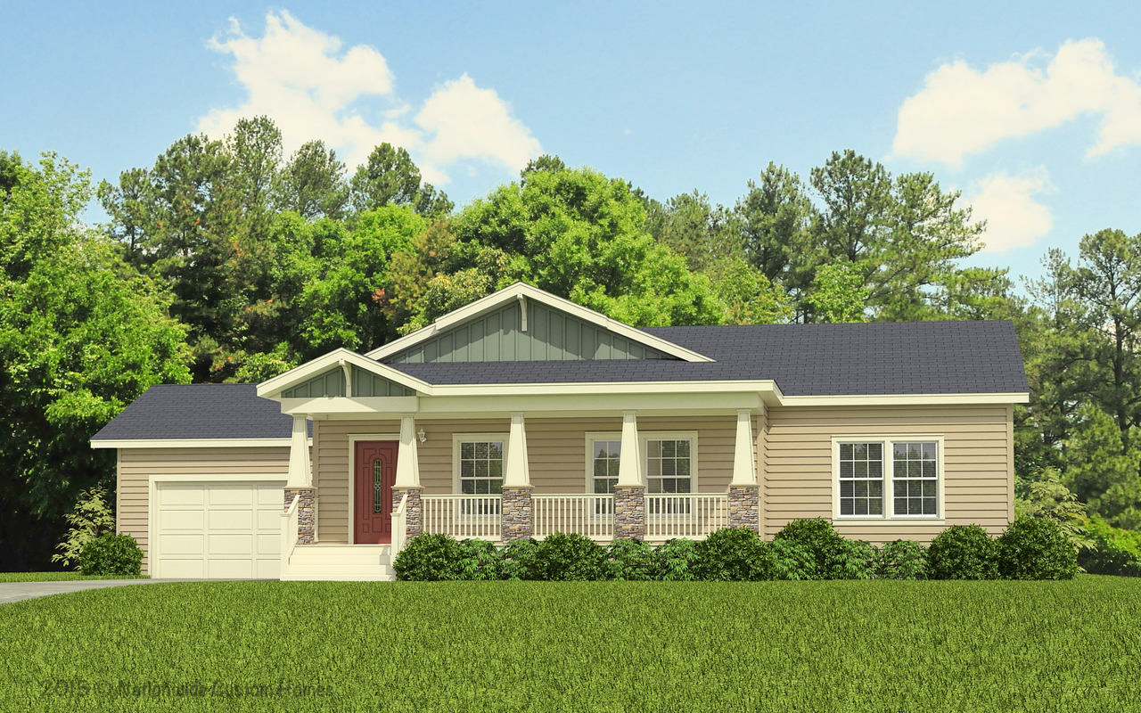 Best ideas about 4 Bedroom Modular Homes . Save or Pin Wilmington II 4 Bedroom manufactured home floor plan or Now.