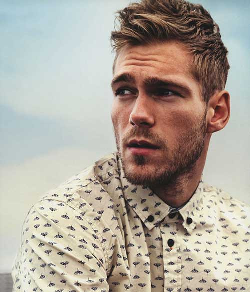 40S Mens Hairstyle  40 Cool Men Hairstyles 2015