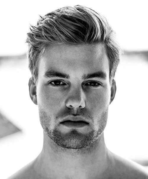 40S Mens Hairstyle  40 Popular Male Short Hairstyles