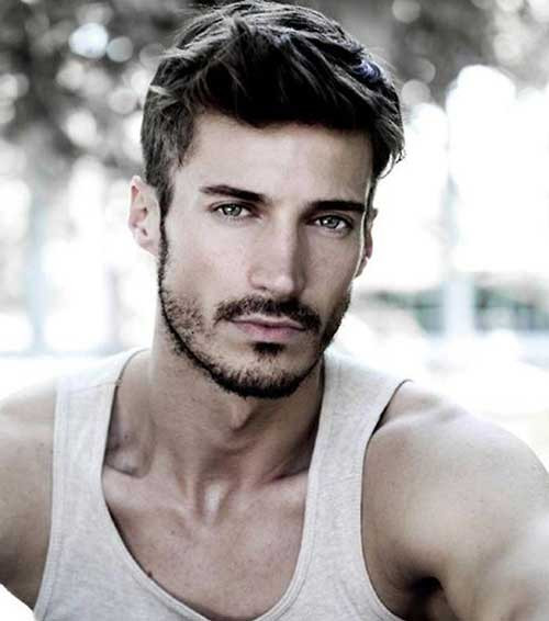 40S Mens Hairstyle  40 Mens Short Hairstyles 2015 2016