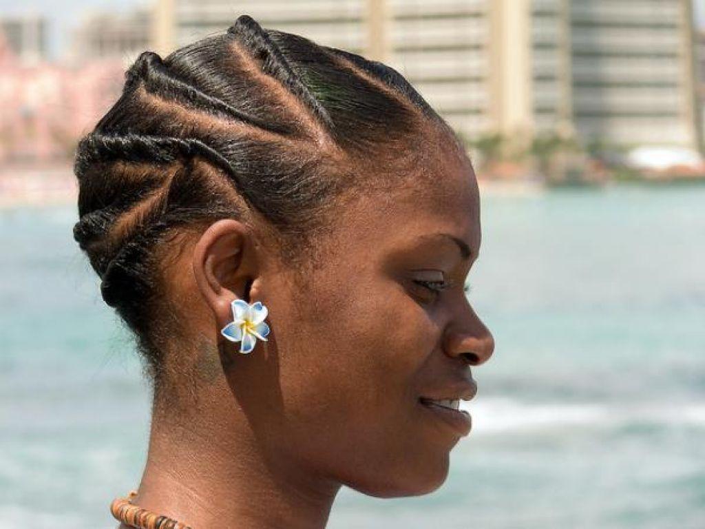 5 Braids Hairstyles  5 Creative Natural Braided Hairstyles for Black Women