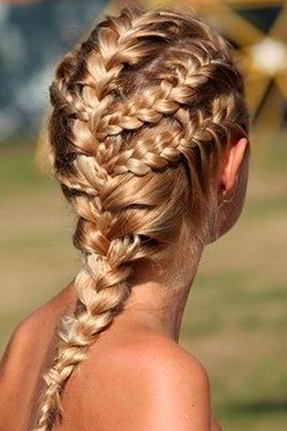 5 Braids Hairstyles  2018 Christmas Hairstyles Braided Hairstyles for the 2018
