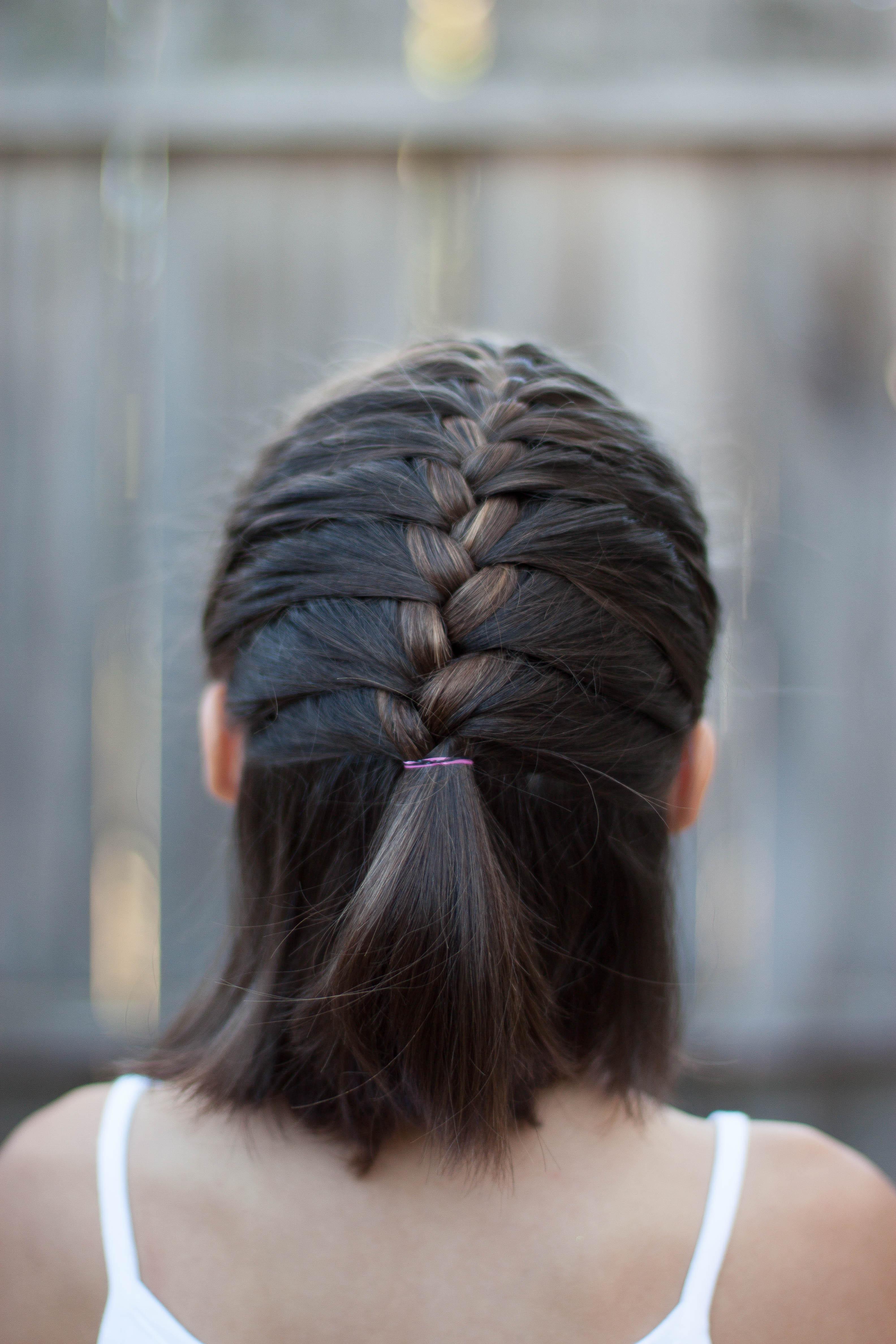 5 Braids Hairstyles  5 Braids for Short Hair
