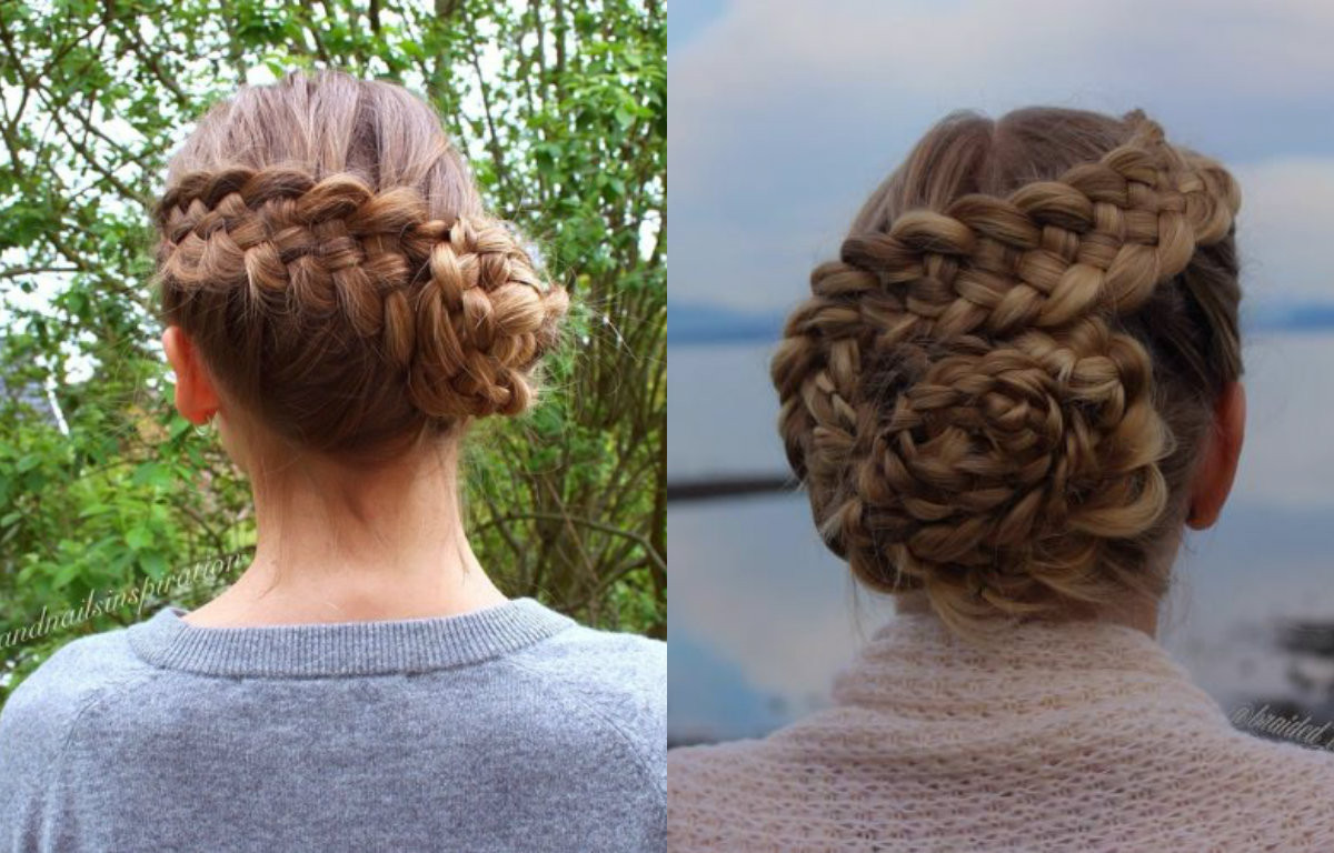 5 Braids Hairstyles  Adorable 5 Strand Braid Hairstyles In Easy Way