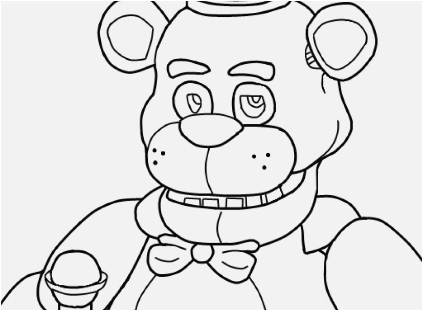 5 Nights At Freddy'S Printable Coloring Pages  Five Nights at Freddy s Printable Coloring Pages Free