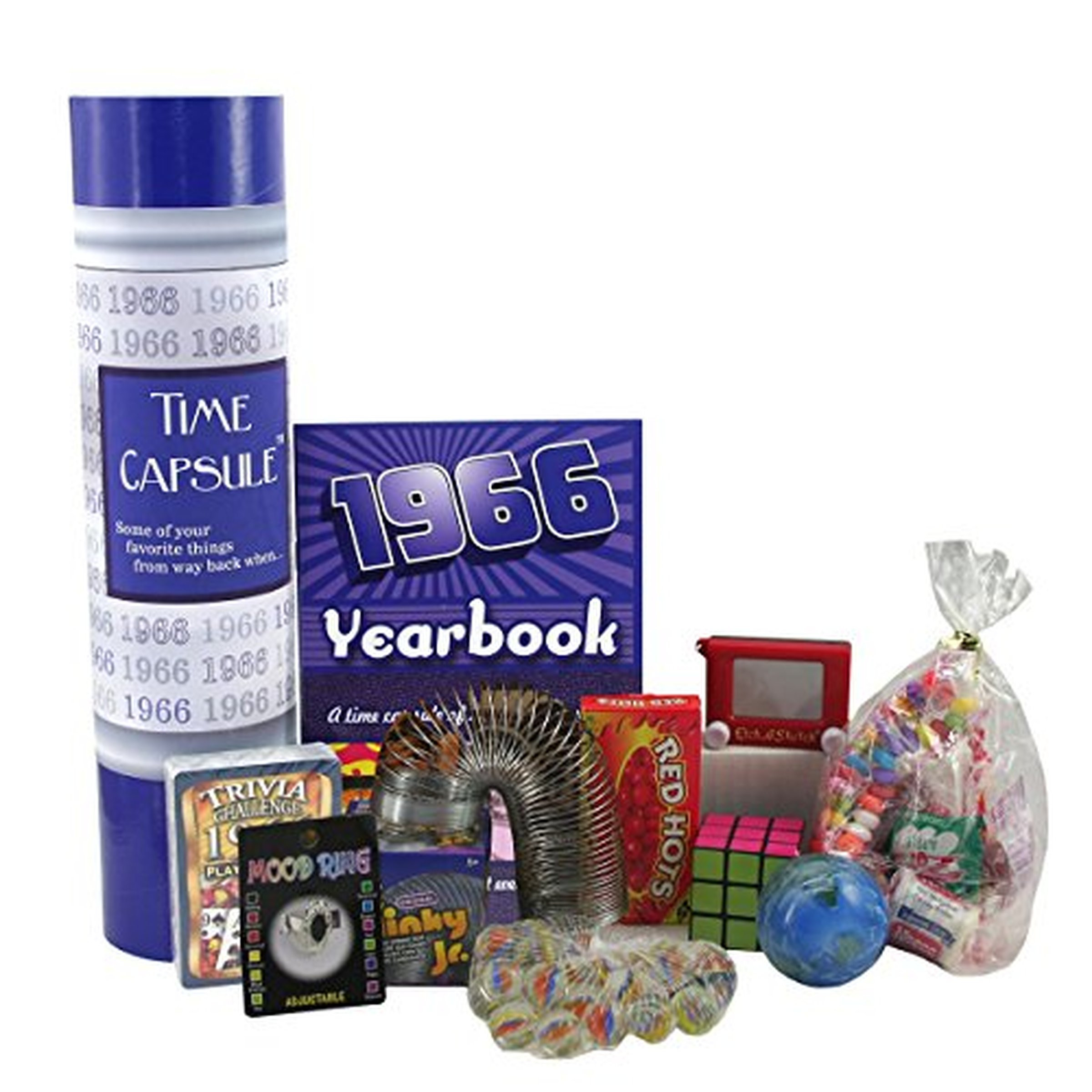 Best ideas about 50th Birthday Gifts For Men . Save or Pin 1966 Time Capsule 50th Birthday Gift for Men or Women Now.