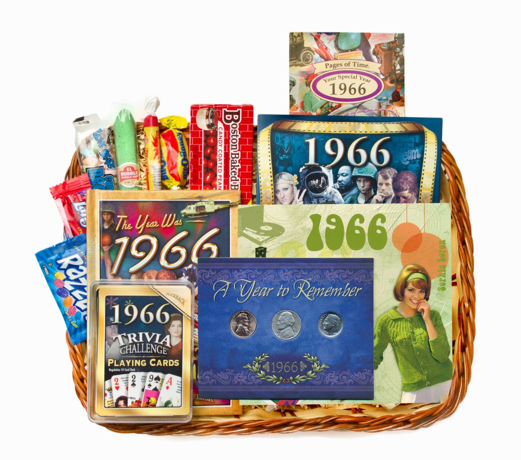 Best ideas about 50th Birthday Gifts For Men . Save or Pin 50th Birthday Gifts for Men Born in 1966 or 1967 Now.