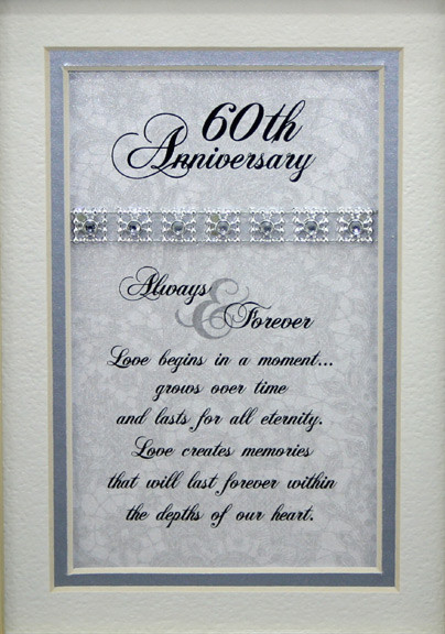 60 Wedding Anniversary Gift Ideas  60th Wedding Anniversary Quotes QuotesGram
