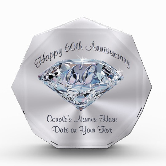 60 Wedding Anniversary Gift Ideas  What Is Appropriate 60th Wedding Anniversary Gift Gift