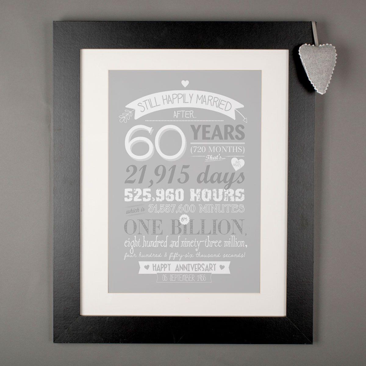 60 Wedding Anniversary Gift Ideas  engagement invitations Engagement party invitation