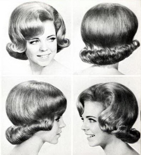 60S Hairstyles Female  Hairstyles of the 60s