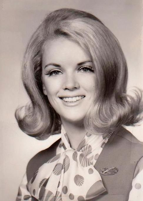 60S Hairstyles Female  The flick ups hair Pinterest