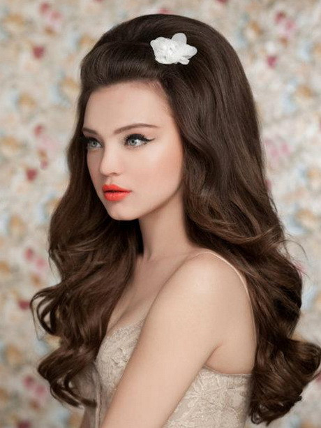 60S Hairstyles Female  60s hairstyles for long hair