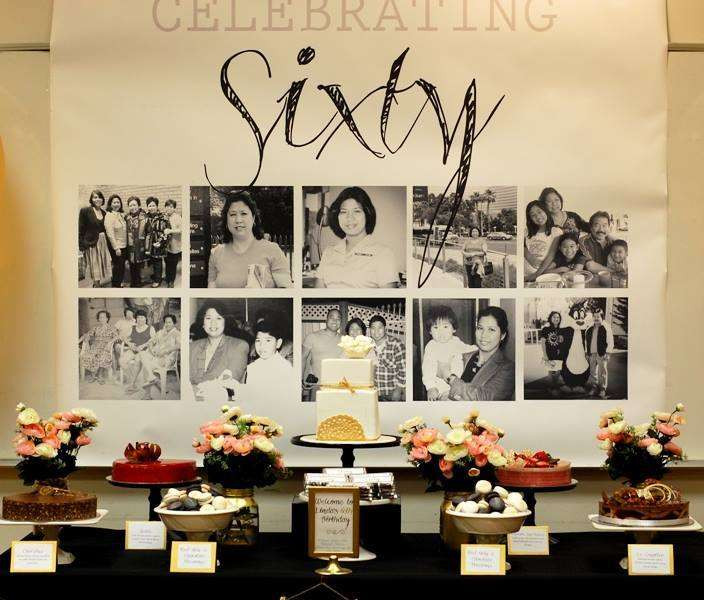 Best ideas about 60th Birthday Decor . Save or Pin 60th Birthday Party Ideas Now.