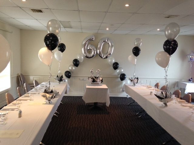 Best ideas about 60th Birthday Decor . Save or Pin Decorations for your 60th Birthday Now.
