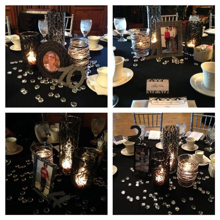 Best ideas about 60th Birthday Decor . Save or Pin 60th Birthday Ideas Now.