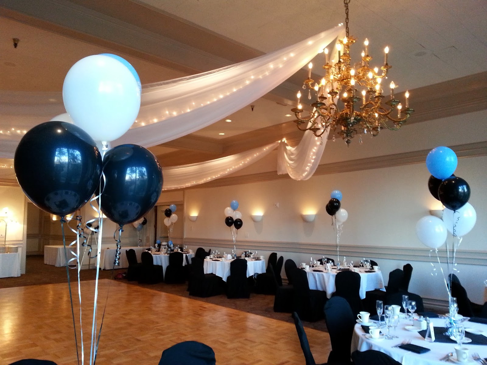 Best ideas about 60th Birthday Decor . Save or Pin 60th Birthday Decoration in Simple Way — CRIOLLA Brithday Now.
