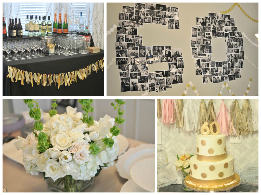 Best ideas about 60th Birthday Decor . Save or Pin Decorating Ideas for 60th Birthday Party MeraEvents Now.