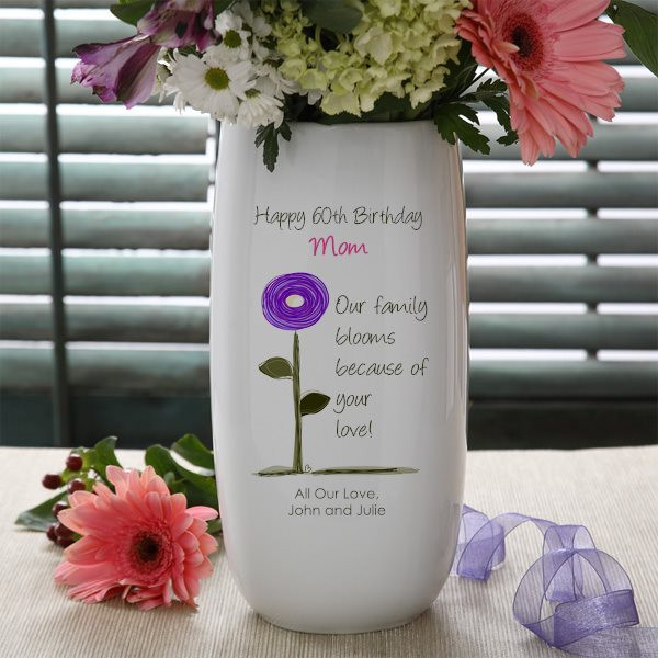 60th Birthday Gift Ideas For Mom  good 60th birthday presents for mum 60th birthday t