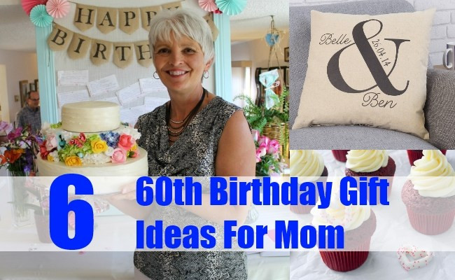 60th Birthday Gift Ideas For Mom  6 Exceptional 60th Birthday Gift Ideas For Mom Gift