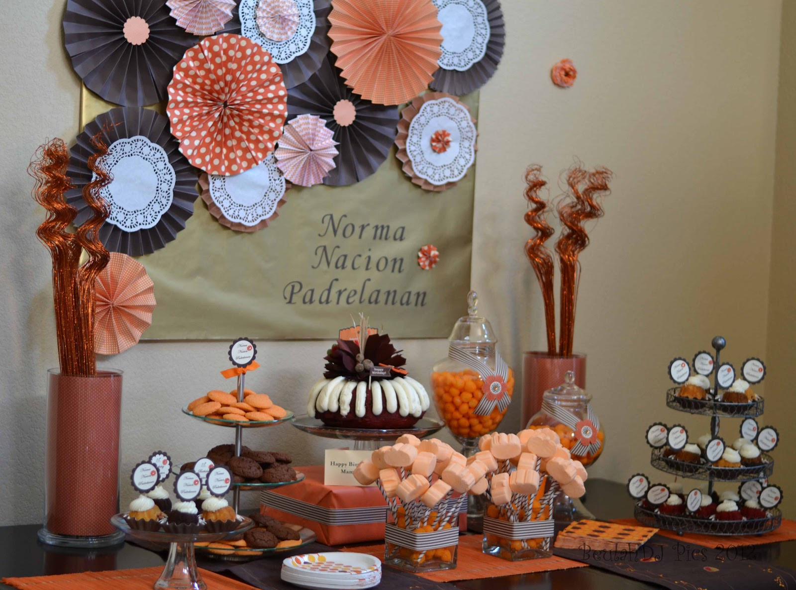 75th Birthday Party Decorations  Ideas For A 75th Birthday Party