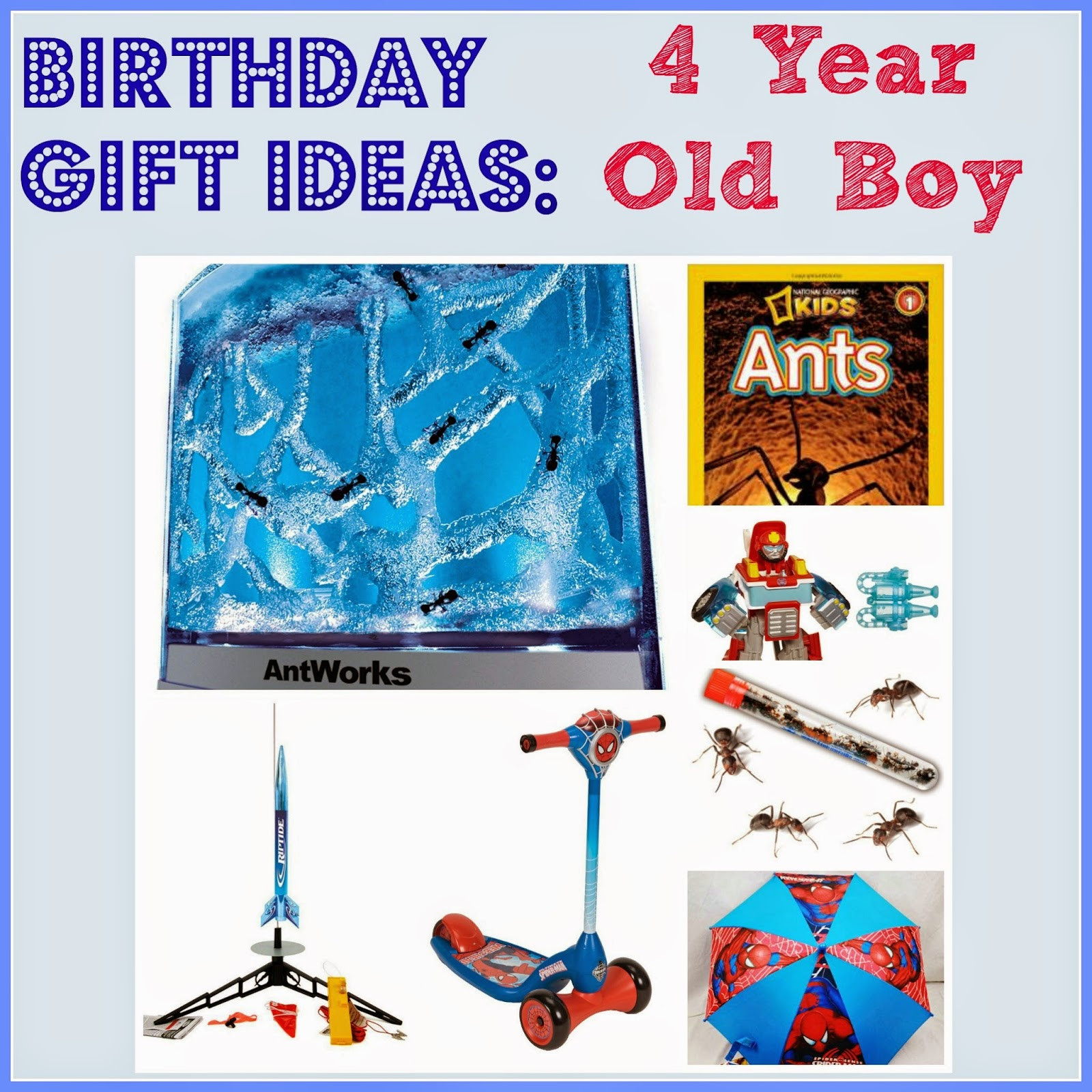 20 Of The Best Ideas For 8 Year Old Boy Birthday Gift