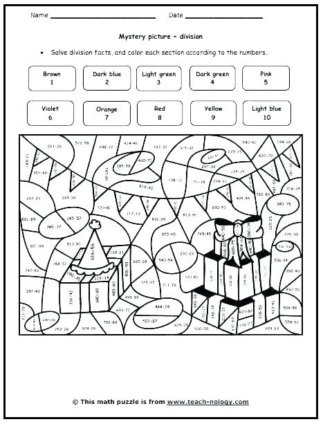 9Th Grade Coloring Sheets For Girls  Math Coloring Sheet 5th Grade Grade Math Coloring Sheets