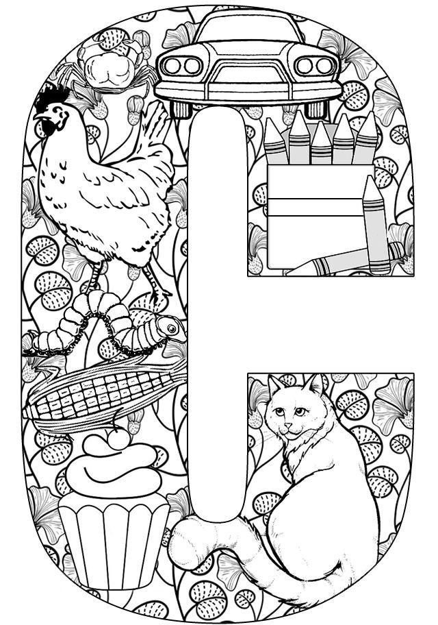 A B C Coloring Books  Letter C Coloring Pages Printable Coloring Home