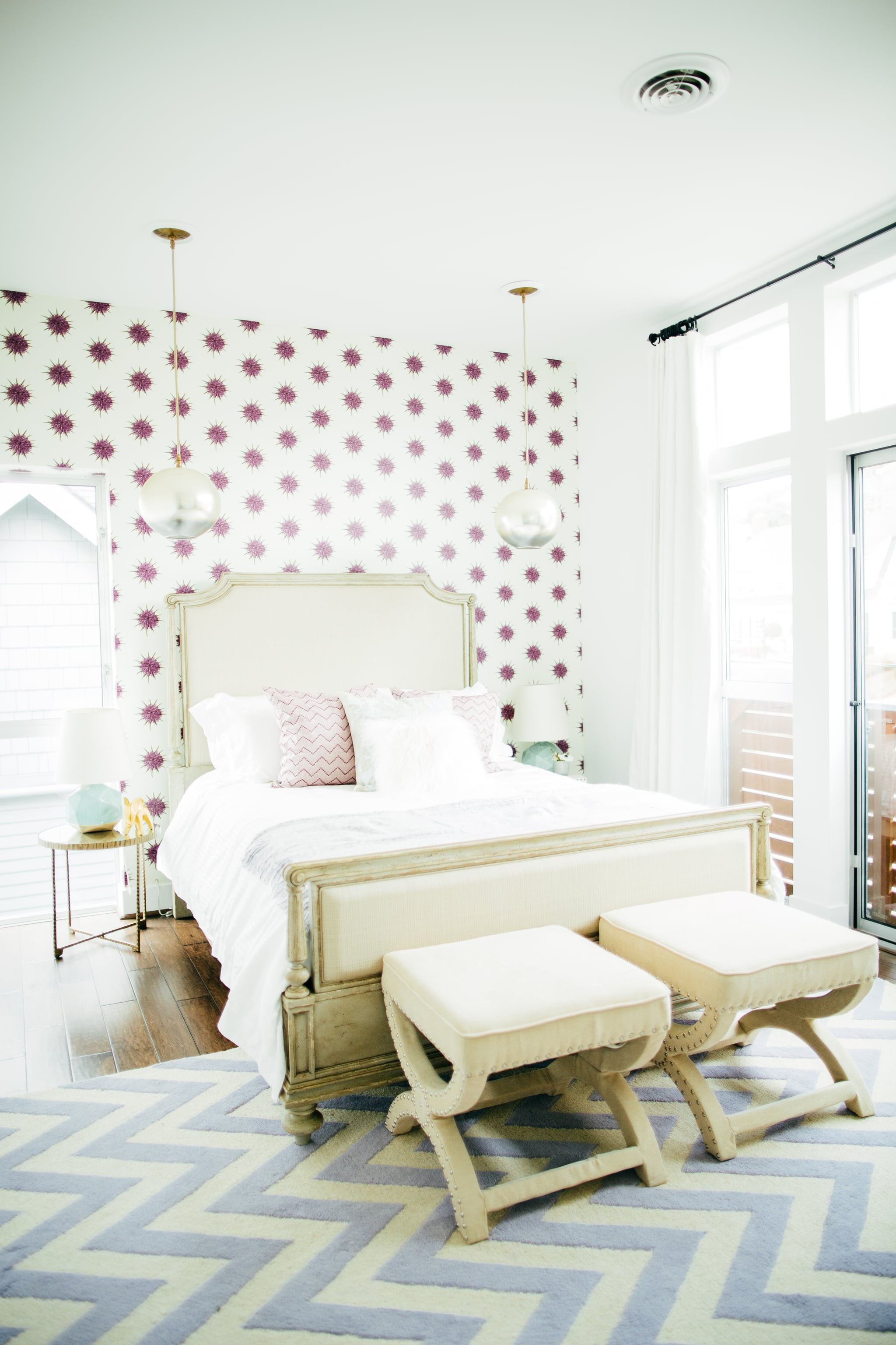 Best ideas about Accent Wall Decor . Save or Pin Wallpaper an Accent Wall Now.
