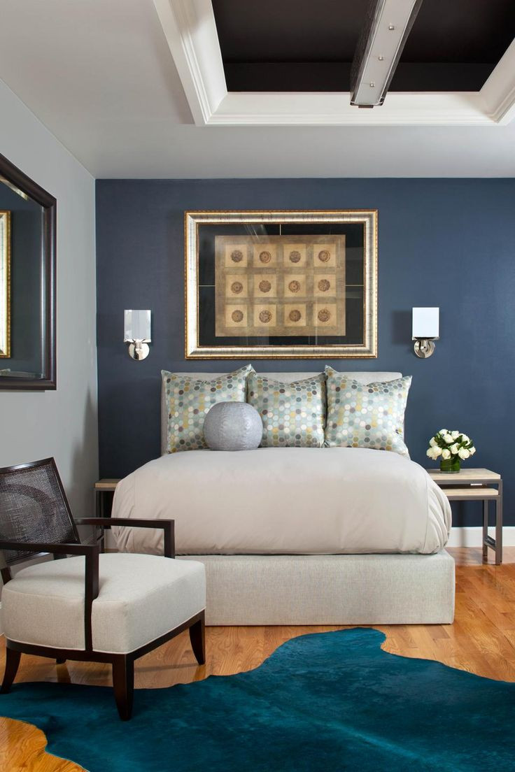 Best ideas about Accent Wall Decor . Save or Pin 17 best ideas about Blue Accent Walls on Pinterest Now.
