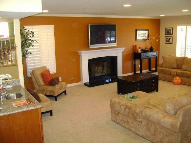 Best ideas about Accent Wall Ideas For Small Living Room . Save or Pin Accent Wall Paint Ideas for Living Room Now.