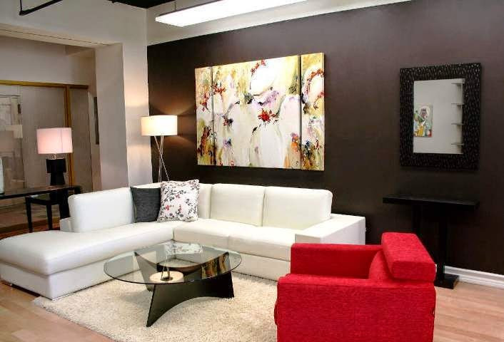 Best ideas about Accent Wall Ideas For Small Living Room . Save or Pin Paint Color Ideas for Living Room Accent Wall Now.